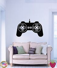 Wall Stickers Vinyl Decal Controller Joysticks Video Games XBox  (z1715)