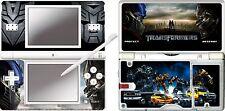 Nintendo DS Lite-Transformers - 4 pièces Autocollant Decal / peau