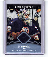 RICK DIPIETRO JERSEY 2006-07 BLACK DIAMOND