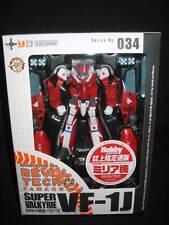 Revoltech 34 034 Super Macross Valkyrie VF-1J MIRIA Toys Figure Resin