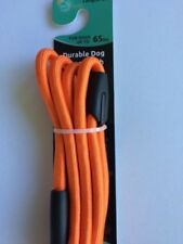 Pet Trends 6 Foot Durable Dog Rope Leash, Dogs to 65 lbs. NEW with FREE SHIPPING