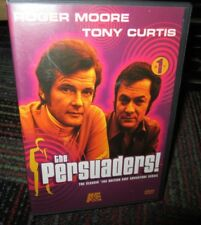 THE PERSUADERS: SET 1 DISC 3 DVD ONLY, 70'S BRITISH CULT,DISC 3 OF 4 ROGER MOORE