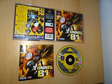 TUNNEL B1, PLAYSTATION 1 Ps1 Versione PAL
