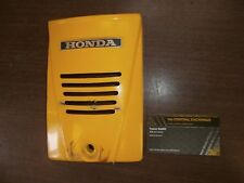 GENUINE 1979 79 Honda PA50 II PA Moped Scooter Front Frame Mask Hood Panel Cover