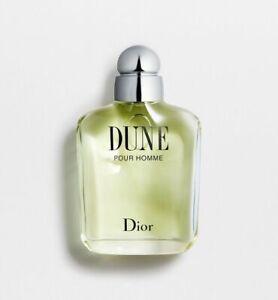Dune Pour Homme by Christian Dior Men Eau De Toilette Spray 3.4 Oz Tester no box