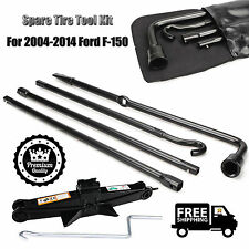 For 2004-2014 FORD F150 Spare Tire Tool Lug Wrench Extension Iron w Jack OEM NEW