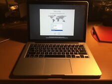 "Apple MacBook Pro A1502 13.3"" 2015 / Core i5, 2.7 GHz / 8 GB RAM / 256 GB SSD"