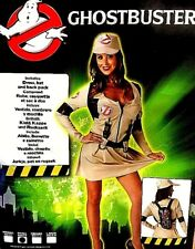 Rubies Ladies Ghostbusters Fancy Dress Costume Small 8-10