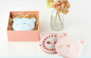 ResinTooth Fairy Box, Baby teeth box, Baby tooth keepsakes,personalised teethbox