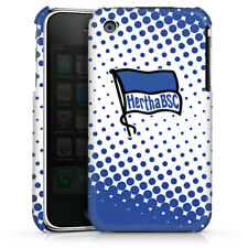 Apple iPhone 3Gs Premium Case Cover - Halftone