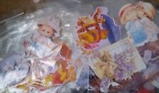 CUT DECOUPAGE ~ 10 DIFFERENT SETS ~ DISNEY, CHRISTMAS, CUTE, HUMMEL AND MORE