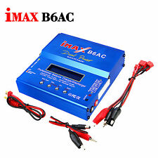 iMax Digital RC Lipo Lithium NiMh Battery Balance Charger Discharger B6AC
