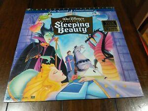 Sleeping Beauty, Laserdisc, Walt Disney Limited Edition, Brand New Sealed