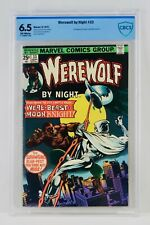 Werewolf by Night #33 CBCS 6.5 Second Moon Knight Appearance 2nd App Key Not CGC
