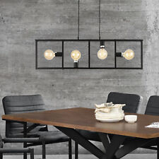 lux.pro® Design Hängeleuchte Pendelleuchte 4-flammig Hängelampe Leuchte 4xE27