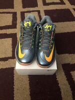 separation shoes c9bb3 66ba4 (WORN ONCE) Nike Zoom KD VII 7 ELITE Basketball Shoes. Gym. Blue