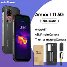 Global Version 6.1'' Ulefone Armor 11T 5G Android 11 8GB 256GB 48MP Rugged Phone