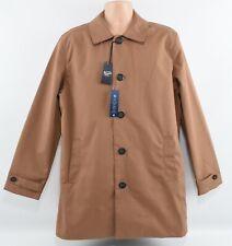 ORIGINAL PENGUIN Men's Brown Coat / Overcoat, size L