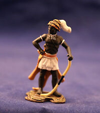 Sammelfigur/Antike/Nubian Archer 15st Century BC/ Deagostini/OVP/Maßstab 1:32
