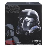 Star Wars: Battlefront Shadow Trooper The Black Series Voice Changer Helmet P.O.