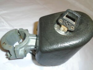 Triumph TR6 ** Ignition Lock and Key with surround ** Used part