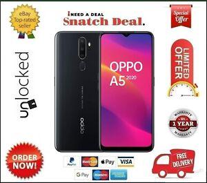 OPPO A5 2020 (CPH1931) 64GB + 3GB RAM 6.5INCH 4G DUAL SIM UNLOCKED SMARTPHONE