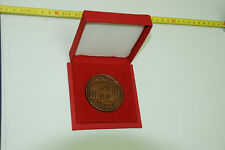 RED CROSS BELGRADE,SERBIA (SFRJ),MEDAL IN BOX