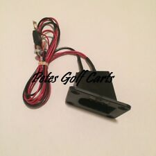 EZGO Golf Cart 36V 36 volt PowerWise Charger Receptacle Cart Side Wired w/ Fuse