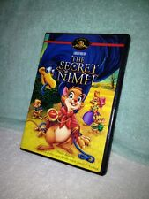 The Secret of NIMH (DVD, 1998, Movie Time)