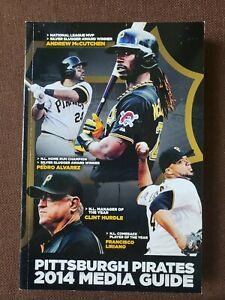 Pittsburgh Pirates 2014 Media Guide