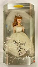 Mattel Collector Edition Wedding Day Barbie 1961 Reproduction Doll 3 17120 1996