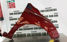 2017 RENAULT CLIO MK4  - DRIVER O/S FRONT WING TENPK #1489