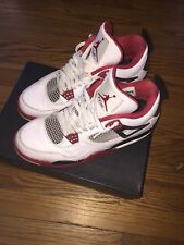 Air Jordan 4 Fire Red  Size 10