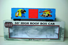 HO TRAIN Life-Like Proto 1000 50' BOX CAR SUNDAY COMICS KATZENJAMMER KIDS *NOS*