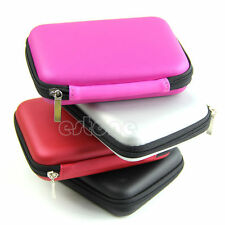 """2.5"""" External USB Hard Drive Disk HDD Carry Case Cover Pouch Bag For PC Laptop"""