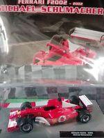 FERRARI F2002 (2002) - MICHAEL SCHUMACHER -FORMULA1 AUTO COLLECTION 1/43 #18