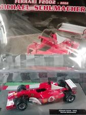 FERRARI F2002 (2002) - MICHAEL SCHUMACHER -FORMULA1 AUTO COLLECTION 1/43 #18