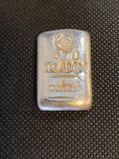Stardust Bars 50 Gramm 999 Silberbarren per Hand gegossen Silverbar Hand Poured