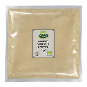 Organic Gotu Kola Powder Certified Organic