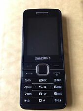Samsung GT S5611 - Black (Unlocked) Cellular Phone