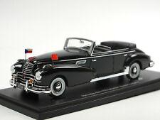 Masterpiece / Autocult 90153 1952 Mercedes-Benz 770 Karosa ehem. Sodomka 1:43