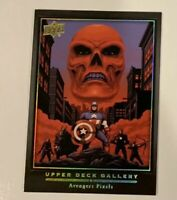 SDCC 2019 Upper Deck Gallery: Avengers Red Skull  Card - Masterpiece 2019 SDCC