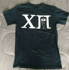Dr. Who T Shirt XII Police Box Public Call Small S BBC Black Short Sleeve Doctor