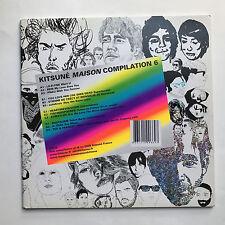 KITSUNE MAISON - VARIOUS COMPILATION 6 * LP VINYL * FREE P&P UK KITSUNE DLP016