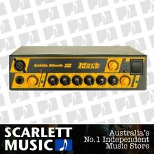 Solid State Head Guitar Amplifiers