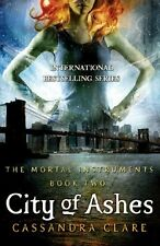 City of Ashes (The Mortal Instruments, Book 2),Cassandra Clare