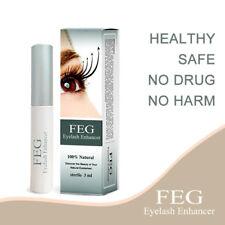 100% Original Natural FEG Eyelash Enhancer Rapid Growth Serum Liquid Beauty 3ML