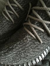 Pre Owned Authentic Adidas Yeezy Boost 350 V1 PIRATE BLACK UK 10