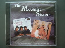 The McGuire Sisters-do you remember when?/while the lights are low, nuovo OVP