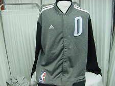 NBA Orlando Magic 2013-2014 25th Anniversary Patch Adidas Warm-Up Jacket Sz: XLT